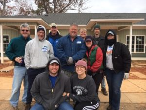 PCS Staff Building with Habitat